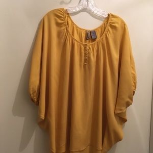 new directions Dolman Sleeve top